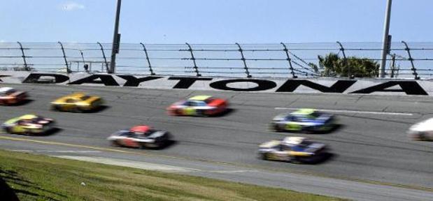 Zwaar ongeval overschaduwt slot van Daytona 500