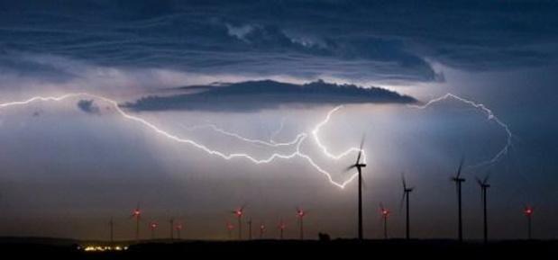Météo - Pluie et orages viendront jouer les trouble-fête ce jeudi