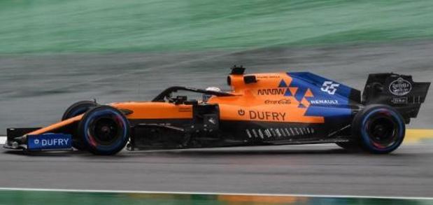 F1 - GP du Brésil - Lewis Hamilton, pénalisé, recule de la 3e à la 7e place, Carlos Sainz sur son 1er podium