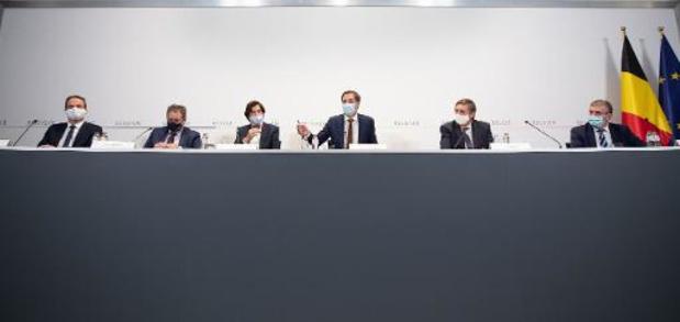 Le comité de concertation confirme les mesures mais demande un calendrier de réouverture