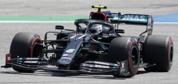 Valtteri Bottas signe la première pole position de la saison en Autriche
