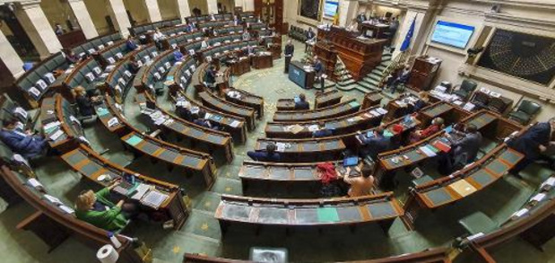 Regering dient effectentaks in Kamer in
