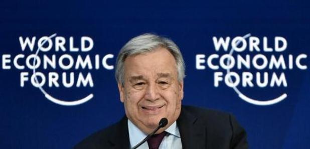 Wereld Economisch Forum van Davos 2021 uitgesteld naar volgende zomer