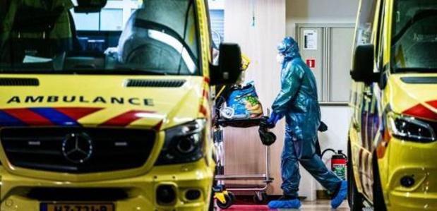 Plus de 30 nouveaux décès aux Pays-Bas