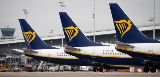 Brussels Airport n'accueillera plus que 5% des vols passagers prévus d'ici fin de semaine