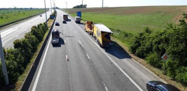 Ook tijdens tweede golf opvallend minder verkeer op Vlaamse wegen