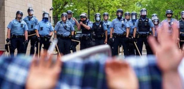Zeven politieagenten in Amerikaanse stad Minneapolis stappen op