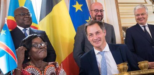 La RDC autorise la réouverture du consulat général de Belgique à Lubumbashi