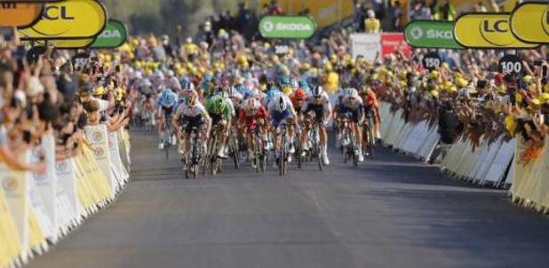 Sprinters zijn opnieuw aan zet in elfde Tour-rit