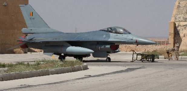 Les militaires belges déployés en Jordanie vaccinés contre le Covid-19