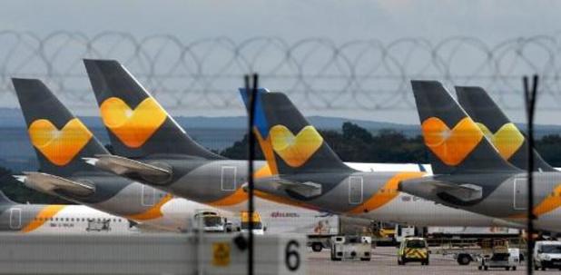 Garantiefonds Reizen legt morgen veertien vluchten in voor terugkerende passagiers Thomas Cook