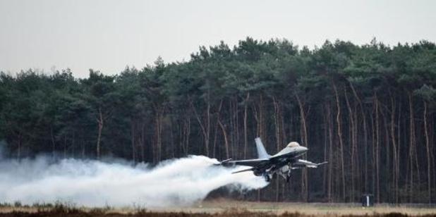 Eerste Belgische piloot rondt de kaap van 5.000 vlieguren op F-16
