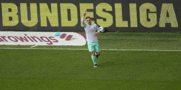 Norwich signe l'international kosovar Rashica, première recrue estivale