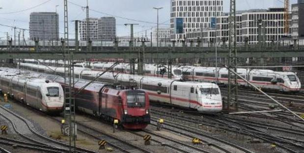 L'Etat allemand s'engage à recapitaliser Deutsche Bahn