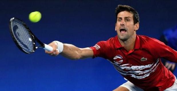 Les joueurs de l'ATP donnent 500.000 dollars pour la lutte contre les incendies