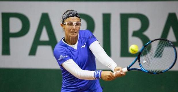 """Roland-Garros - Flipkens verliest kansloos van Putintseva: """"Ik wist dat het niet fantastisch zou gaan"""""""