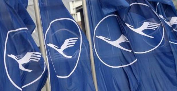 Lufthansa spreekt met Belgische regering over staatssteun
