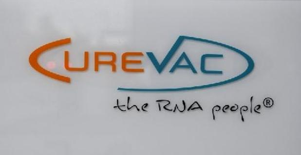 """CureVac stopt ontwikkeling coronavaccin en werkt aan vaccin """"tweede generatie"""""""
