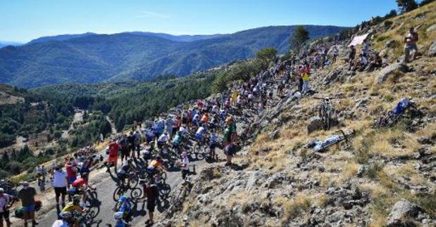 Une 8e étape marquée par l'entrée dans les Pyrénées