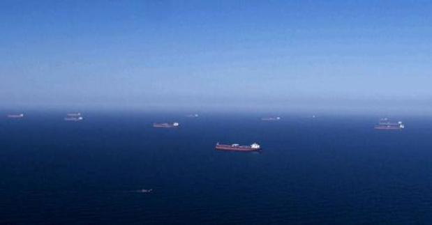 """Ontploffing door """"externe"""" oorzaak op olietanker nabij Saoedi-Arabië"""