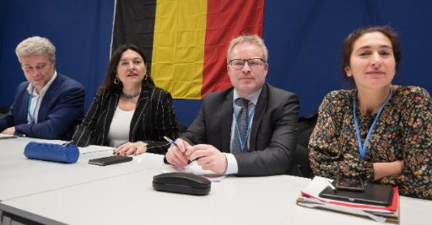 Belgische klimaatministers bevestigen doelstelling van -35%