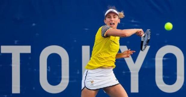 OS 2020 - Elise Mertens druipt ook in enkelspel meteen af