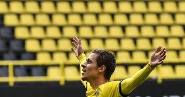 Thorgan Hazard titulaire avec Dortmund face au Bayern, Axel Witsel sur le banc