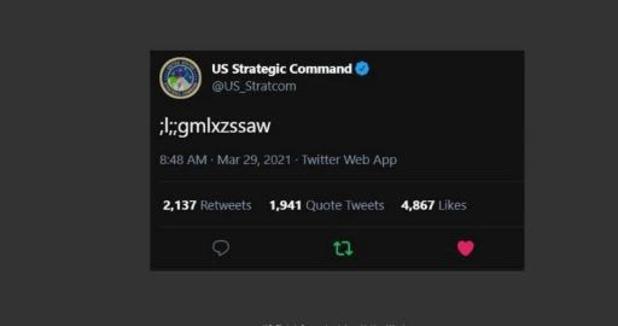 USA: un enfant s'empare du compte Twitter du commandement des armes nucléaires