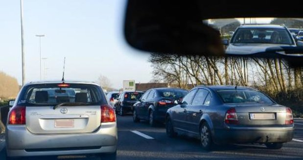 Autoverkeer op werkdagen stijgt met 6,5 procent