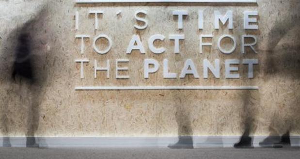 """Des pays accusés de """"freiner"""" l'action climatique"""