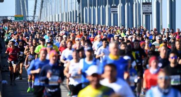 Le marathon de New York revient le 7 novembre 2021