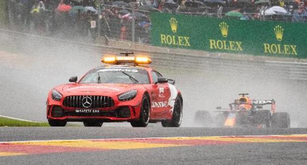 F1 denkt aan reglementswijziging na chaos in Spa