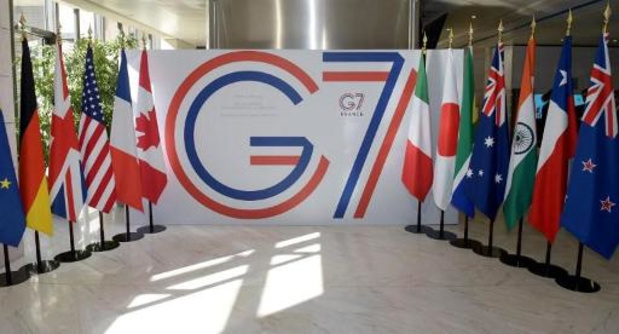 G7: réunion en personne des chefs de la diplomatie à Londres début mai