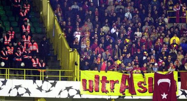 Des mesures de sécurité supplémentaires pour Bruges-Galatasaray