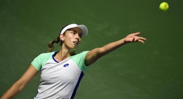 Elise Mertens décroche son billet pour les quarts de finale