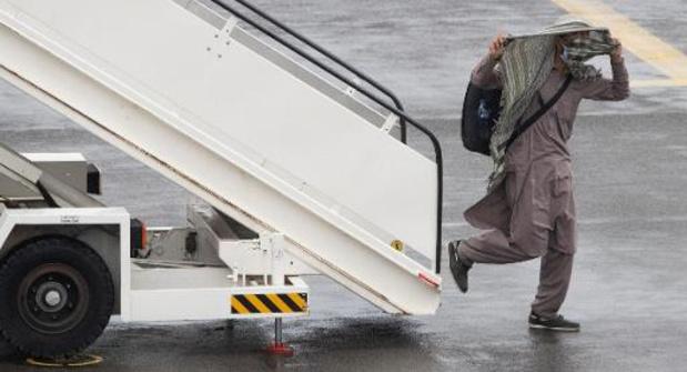 """Viceleider Taliban: """"Afghanen kunnen later land nog verlaten"""""""