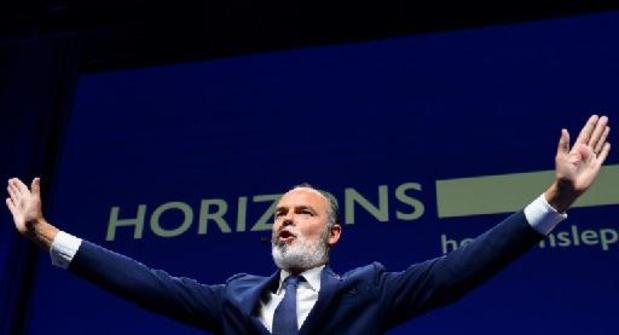 Voormalig Frans premier Philippe lanceert nieuwe conservatieve partij Horizon