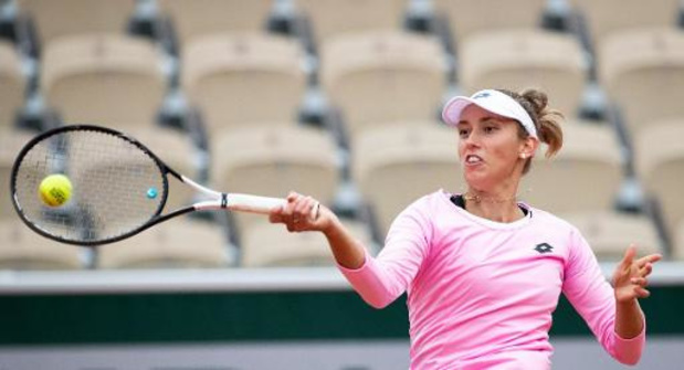 """Roland Garros - Mertens wint van Gasparyan in lastige omstandigheden: """"Het was niet evident"""""""