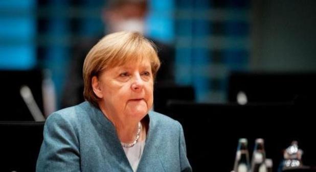 """Présidentielle américaine 2020 - La chancelière allemande félicite Biden, pointe la relation """"irremplaçable"""" de leurs pays"""