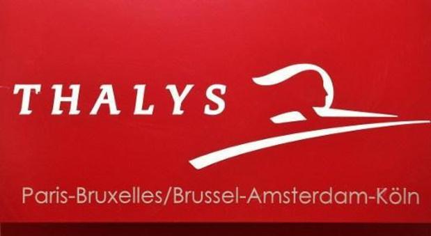Thalys va suspendre la desserte entre Bruxelles et l'Allemagne ainsi que les trains Izy