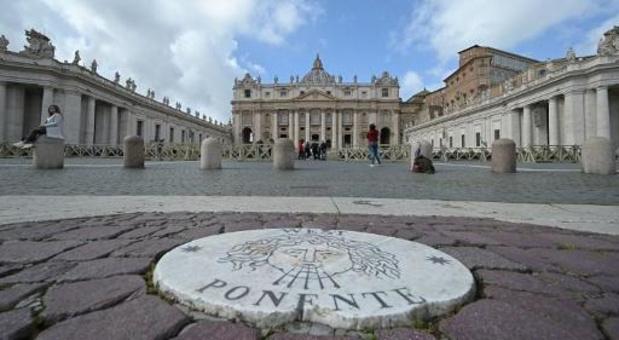 Vaticaan sluit Sint-Pietersplein