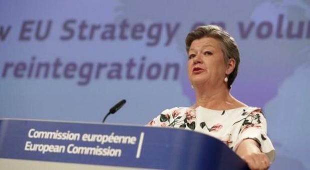 Bootmigranten: Europese Commissie vraagt lidstaten om solidariteit met Italië