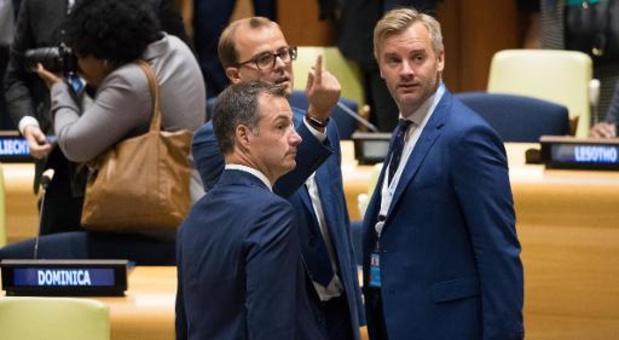 Une décision sur l'aide de la Belgique à Beyrouth attendue dans la journée