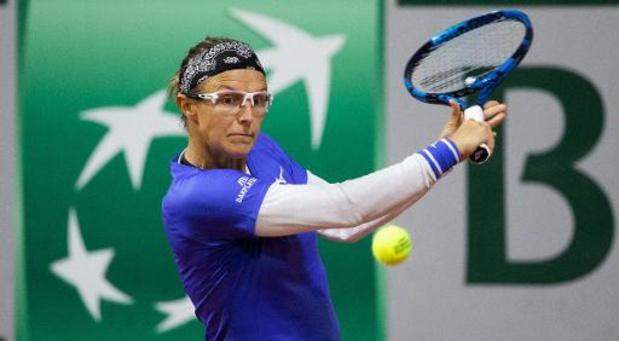 Flipkens heeft scheur in ATFL-ligament maar hoopt wel nog op Australian Open