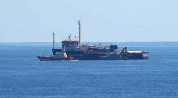 Sea-Watch gaat verder onder Duitse vlag
