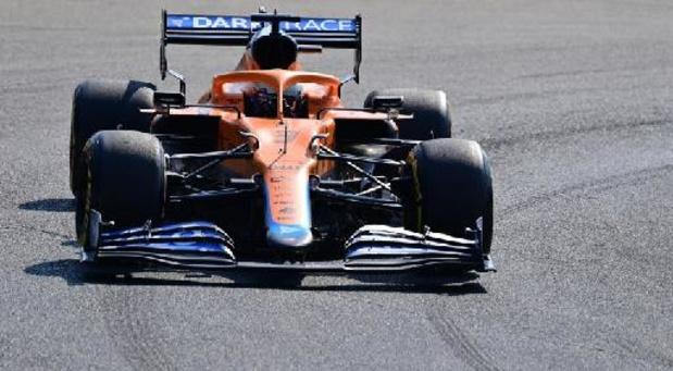 Ricciardo wint tumultueuze F1 - GP van Italië