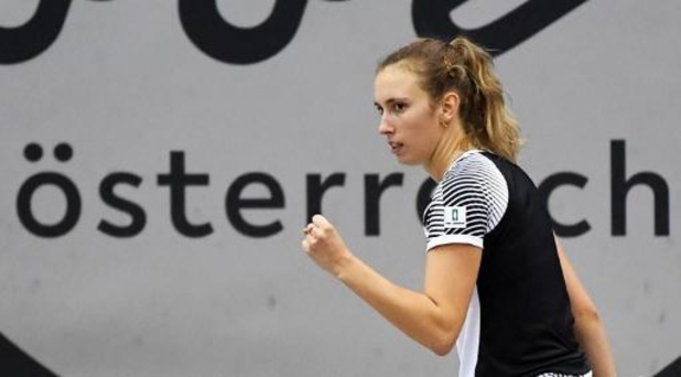 """WTA Linz - Elise Mertens, de retour dans le Top 20 mondial: """"Le Top 10 est un énorme cap à franchir"""""""