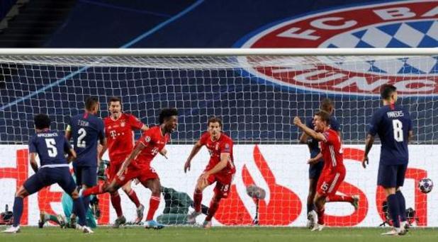 Ligue des champions - Le Bayern Munich bat le PSG 1-0 et s'offre une 6e Ligue des champions