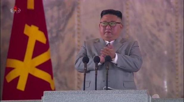 Pas un seul cas en Corée du Nord, affirme Kim Jong Un
