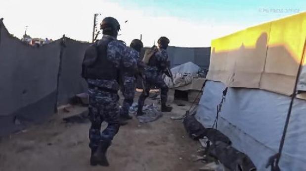 Conflit en Syrie - Opération sécuritaire antidjihadiste à Al-Hol, des dizaines d'arrestations